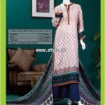 Junaid Jamshed Lawn Prints For Summer 2013 001