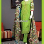 Junaid Jamshed Summer Lawn Collection 2013 010