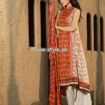 Khaadi Chintz Lawn Collection 2013 For Women 002