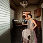 Khaadi Evening Elegane Lawn Collection 2013 For Women 002