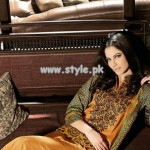 Khaadi Evening Elegane Lawn Collection 2013 For Women 004