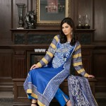 Khaadi Latest Lawn Collection For Summer 2013 009