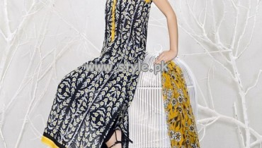 Khaadi Lawn Prints For Summer 2013 012