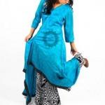Khadija Chagani Spring Collection 2013 For Women 0010