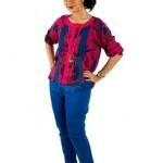 Khadija Chagani Spring Collection 2013 For Women 012