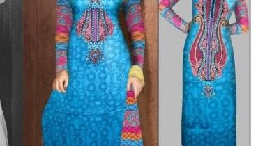 Komal Lawn Collection 2013 By Tehzeeb 001
