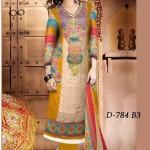 Komal Lawn Collection 2013 By Tehzeeb 0013