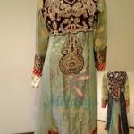Kosain Kazmi Formal Wear Collection 2013 For Women 0013
