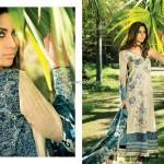 Mahnoush Lawn 2013 Dresses for Girls and Women 003