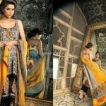 Mahnoush Lawn 2013 Dresses for Girls and Women 006
