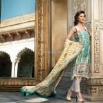 Mahnoush Lawn 2013 Dresses for Girls and Women 007
