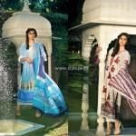 Mahnoush Lawn 2013 Dresses for Girls and Women 008