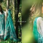 Mahnoush Lawn 2013 Dresses for Girls and Women 012