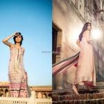 Mahnoush Lawn 2013 Dresses for Girls and Women 013