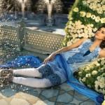 Mahnoush Lawn 2013 Dresses for Girls and Women 015