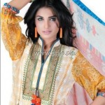 Mallal Designer Lawn 2013 for Women and Girls 010