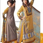 Mallal Designer Lawn 2013 for Women and Girls 011