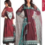 Mallal Designer Lawn 2013 for Women and Girls 013