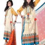 Mallal Designer Lawn 2013 for Women and Girls 014