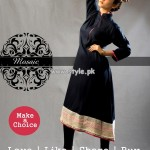 Mosaic by Sundus Formal Wear Collection 2013 For Girls 001