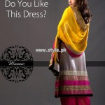 Mosaic by Sundus Formal Wear Collection 2013 For Girls 004