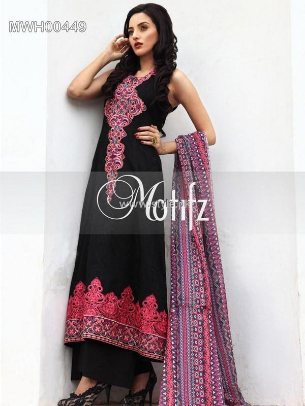 Motifz Summer Lawn 2013 for Women and Girls