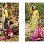 Nadia Hussain Lawn 2013 by Shariq Textiles 006