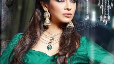 Natasha Couture Ghungroo Lehenga Sarees Collection 2013 For Women 0010