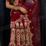 Natasha Couture Ghungroo Lehenga Sarees Collection 2013 For Women 002