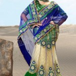 Natasha Couture Spring Saree Collection 2013 For Women 0011