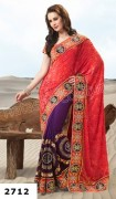 Natasha Couture Spring Saree Collection 2013 For Women 0012