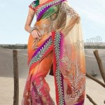 Natasha Couture Spring Saree Collection 2013 For Women 0014