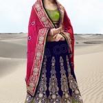 Natasha Couture Spring Saree Collection 2013 For Women 0016