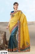 Natasha Couture Spring Saree Collection 2013 For Women 0018