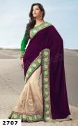 Natasha Couture Spring Saree Collection 2013 For Women 0020