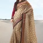 Natasha Couture Spring Saree Collection 2013 For Women 0021