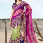 Natasha Couture Spring Saree Collection 2013 For Women 0022