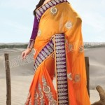 Natasha Couture Spring Saree Collection 2013 For Women 0023