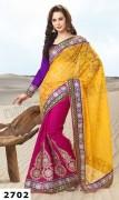 Natasha Couture Spring Saree Collection 2013 For Women 006