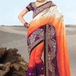 Natasha Couture Spring Saree Collection 2013 For Women 008