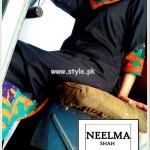 Neelma Shah Casual Wear Dresses For Women 2013 001