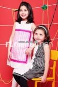 Nishat Linen Spring Summer Collection 2013 For Kids 009
