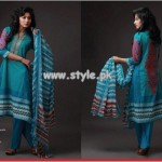 Orient Textiles Lawn Collection For Women 2013 001