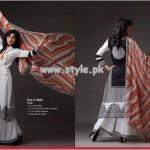Orient Textiles Silk Line Dresses 2013 For Summer 006