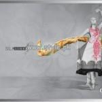 Orient Textiles Silk Line Dresses 2013 For Summer 007