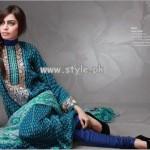 Orient Textiles Silk Line Dresses 2013 For Summer 009