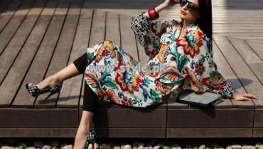 Pareesa Summer Collection 2013 For Women 006