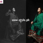 Pehchan Summer Party Dresses For Women 2013 005