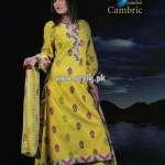 Popular Style Lawn Collection For Women 2013 001