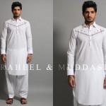Raheel And Muddasir Spring Collection 2013 For Men  001